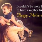 Best Lines Quotes for Mother Day From Son to Mom