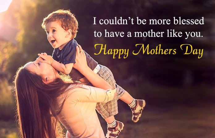 Best Lines For Mothers Day From Son to Mom