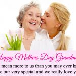 Happy Mothers Day Grandma | Best Grandmother Wishes Messages & Quotes
