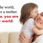 Happy Mothers Day Love Poems from The Heart
