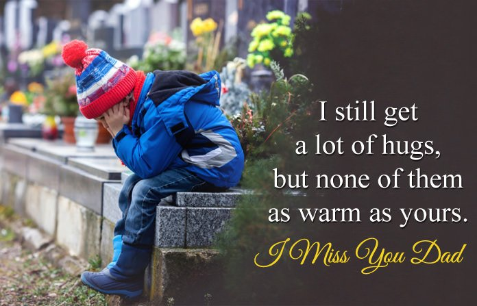 Heart Touching Sad Fathers Day Quotes for Dads That Passed Away