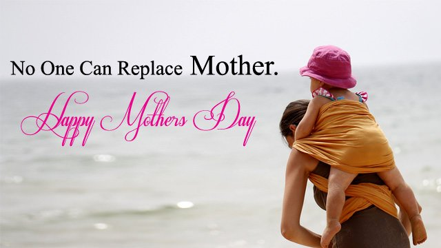 No One can Replace Mother