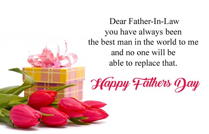 Happy Fathers Day Greetings and Wishes For Father in Law