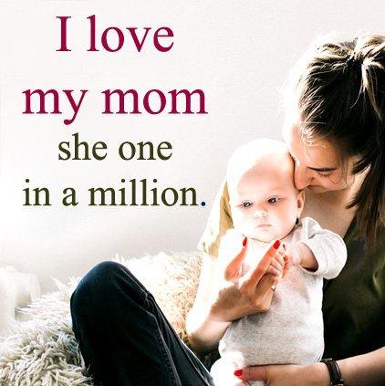 I Love My Mom DP
