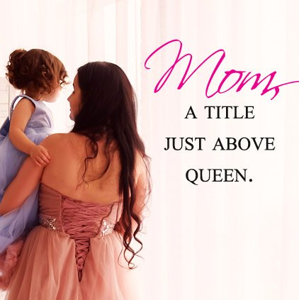 Mom DP for Mother's Day