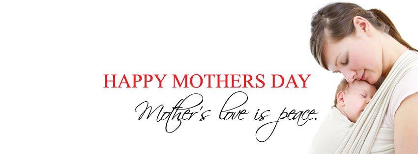 Mother Love Facebook Timeline Cover
