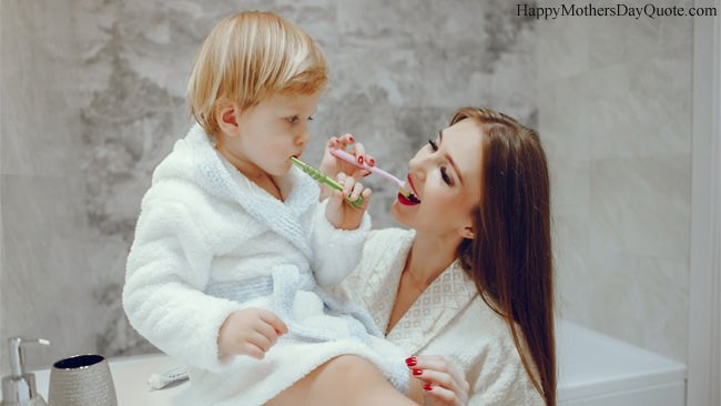 Mother Son Funny Act