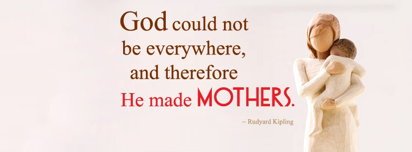 Mothers Day FB Cover with Quotes