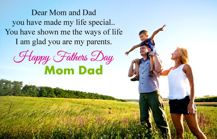Best Ever Happy Father\'s Day Quotes About Parents from Children
