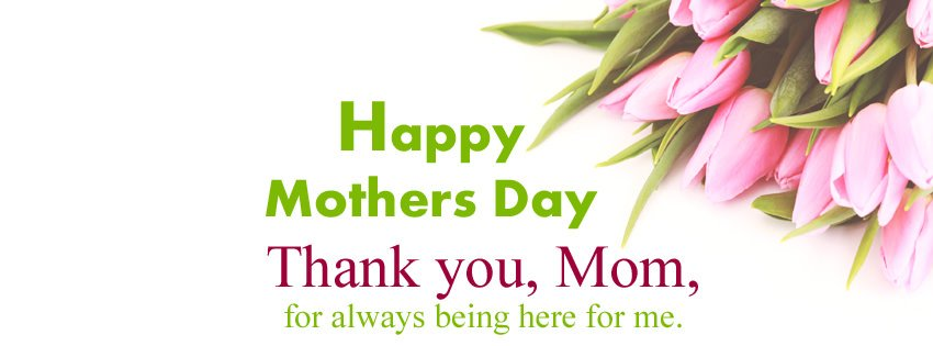 Thank You Mom Cover Pic for FB