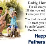 Happy Fathers Day Wishes From Son To Lovely Dad
