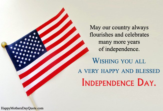 Happy Fourth of July Wishes Greetings