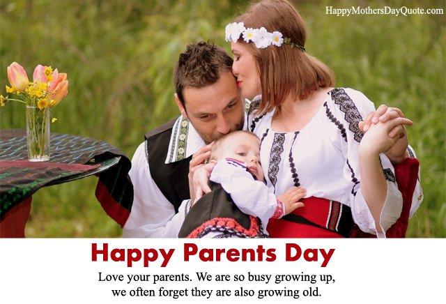 Happy Parent's Day