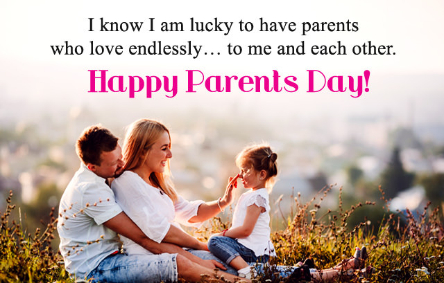 Happy Parents Day Messages