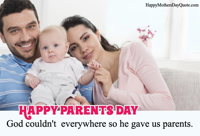 Happy Parents Day Quotes
