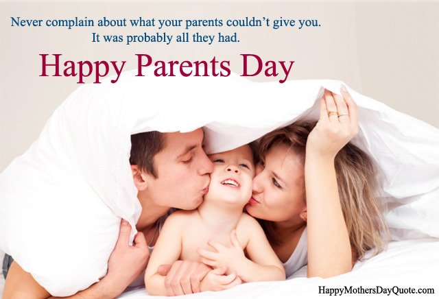 Parents Day Quotes and Sayings
