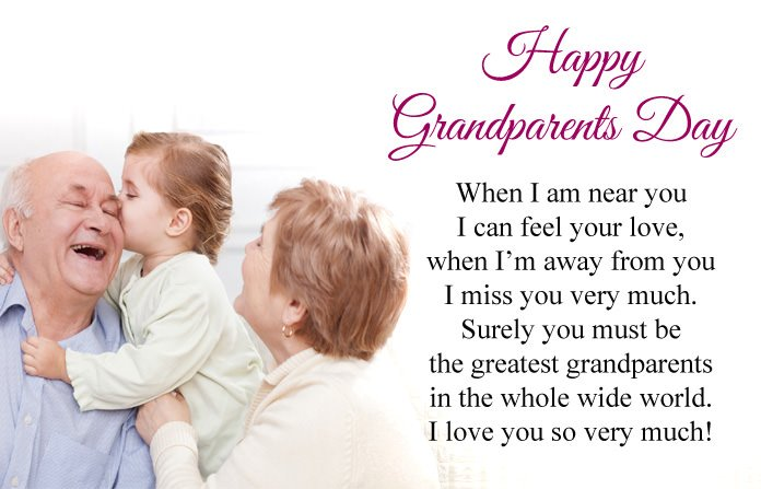 Poem for Grandparents
