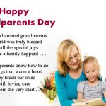 Grandparents Day Poems from Kids for Grandpa & Grandma