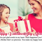 Happy Valentine's Day Mom Quotes & Wishes