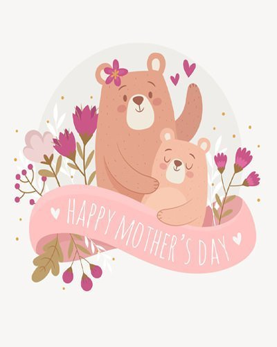 Cute Teddy Photos for Mother Day