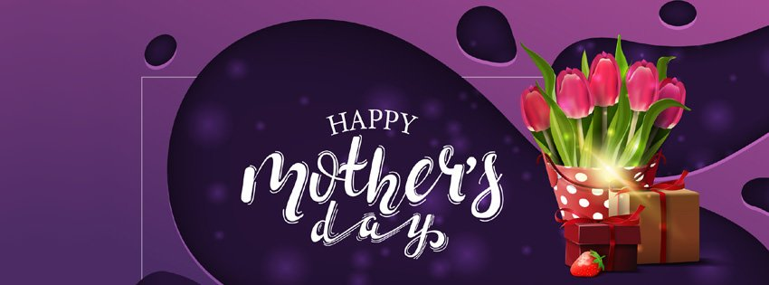 Beautiful Happy Mothers Day FB Cover Photo