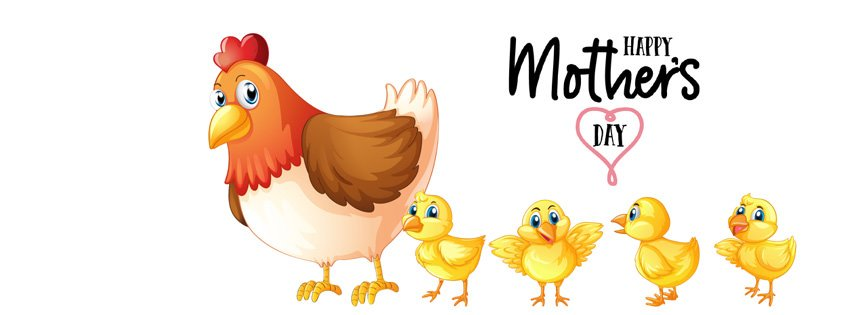 Cute Funny Mother Day Facebook Cover Photos