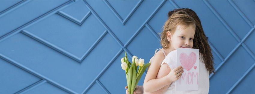 Cute Funny Mother Day Facebook Cover Photos