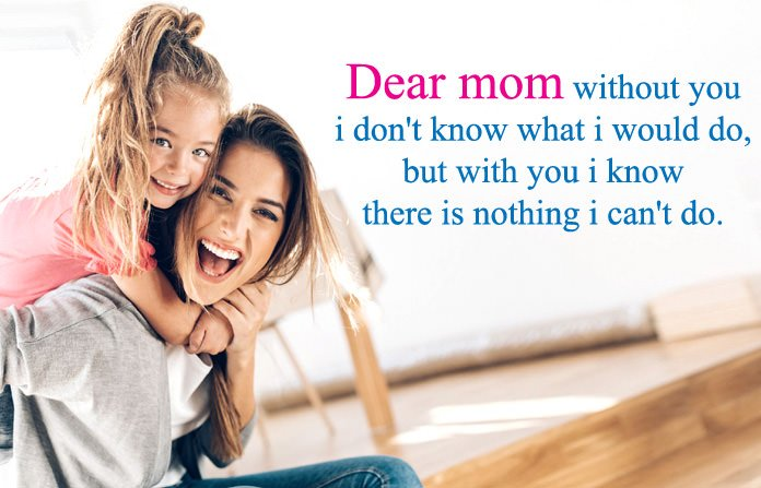Cute Mom Quotes