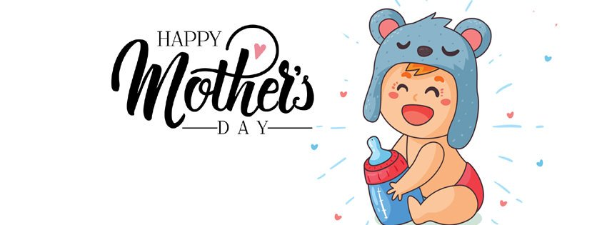 Cute Mothers Day Wishes for Facebook Cover