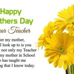 Happy Mothers Day Teacher