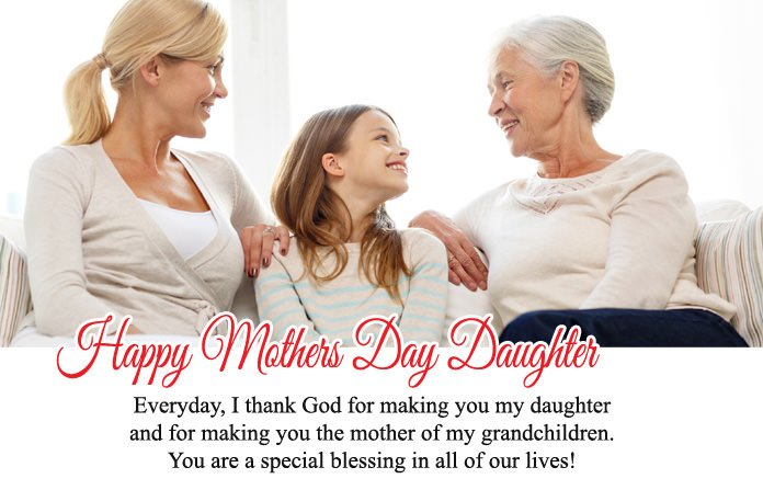 Happy Mothers Day Messages for Daughter