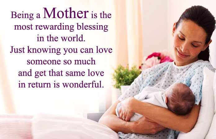 Inspirational Quotes for Being a Mother