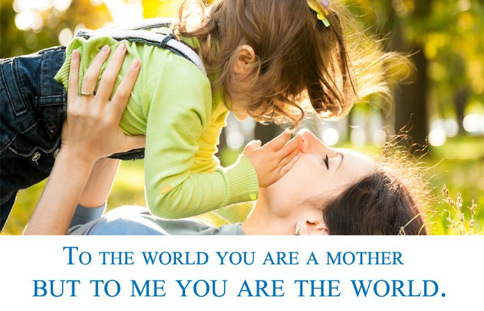 Lovely Mom Quotes