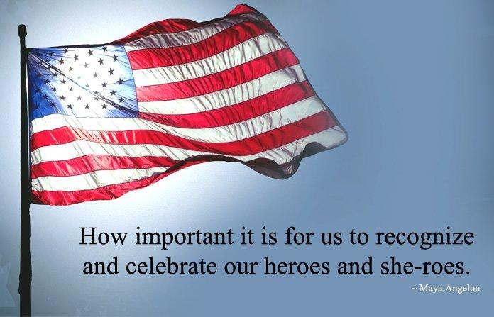 Memorial Day Celebration Quotes
