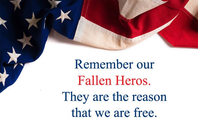 Memorial day messages remembrance thank you wishes greetings memorial day messages m4hsunfo
