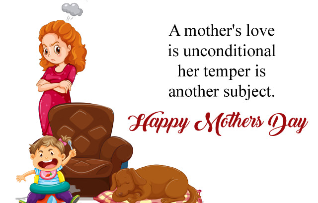 Mother Love and Temper