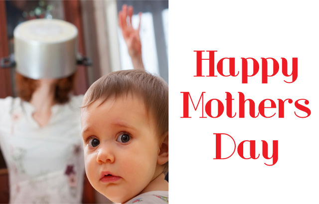 Very Funny Happy Mothers Day Wishes Images