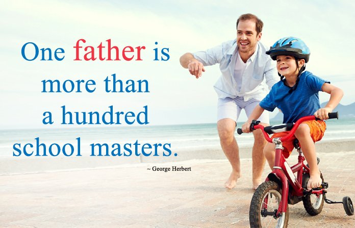 Best Lines About Father