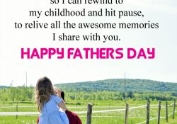 Cute Fathers Day Quotes from Daughter
