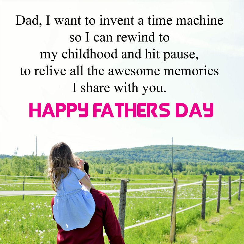 20 Inspirational Fathers Day Images From Daughter with ...