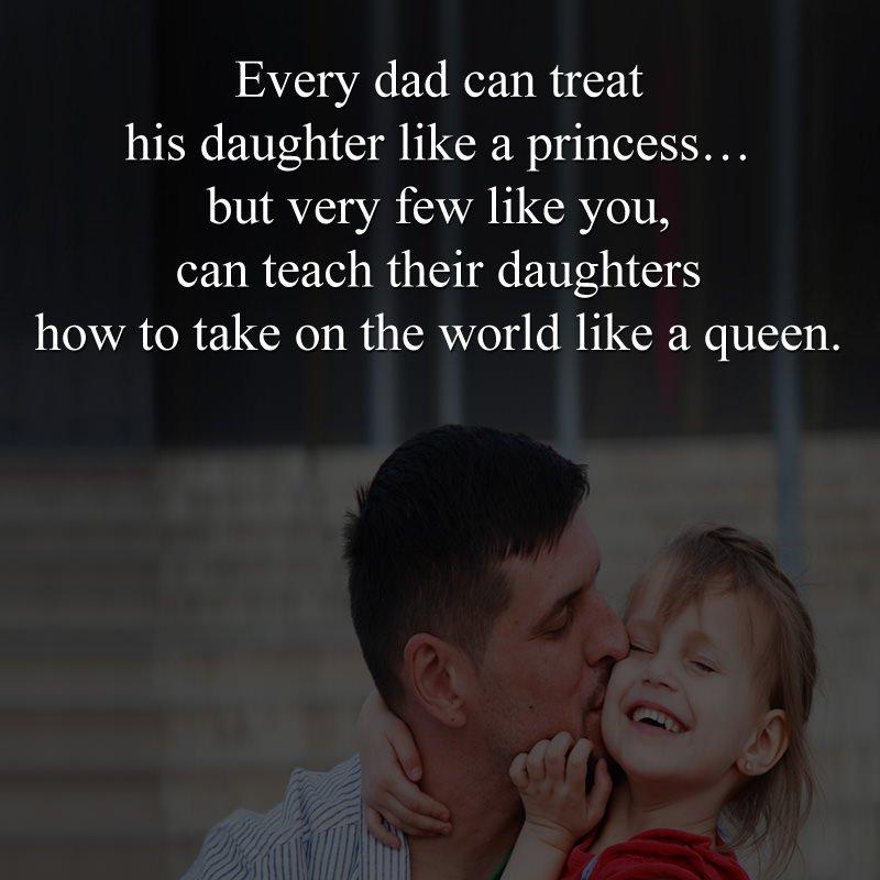 Dad's Princess Quotes