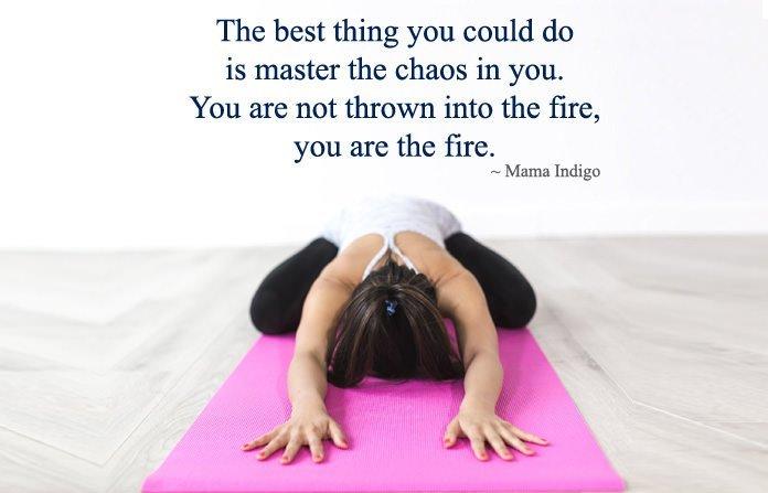 Deep Sayings on Yoga