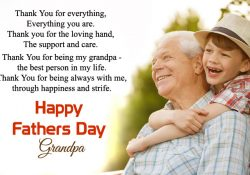 Fathers Day Poems for Grandpa