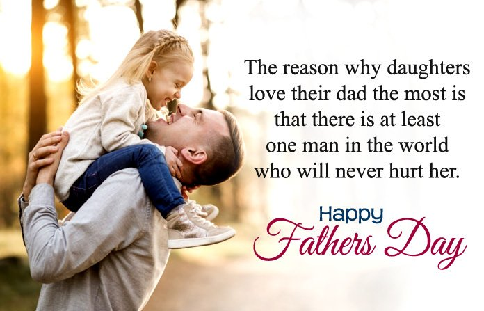 Fathers Day Quotes From Daughter | Short Dad & Daughter Love