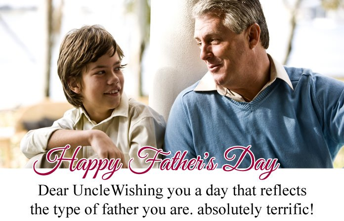 Happy Fathers Day Uncle Quotes