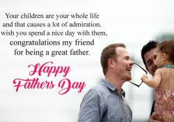 Happy Fathers Day to My Friend