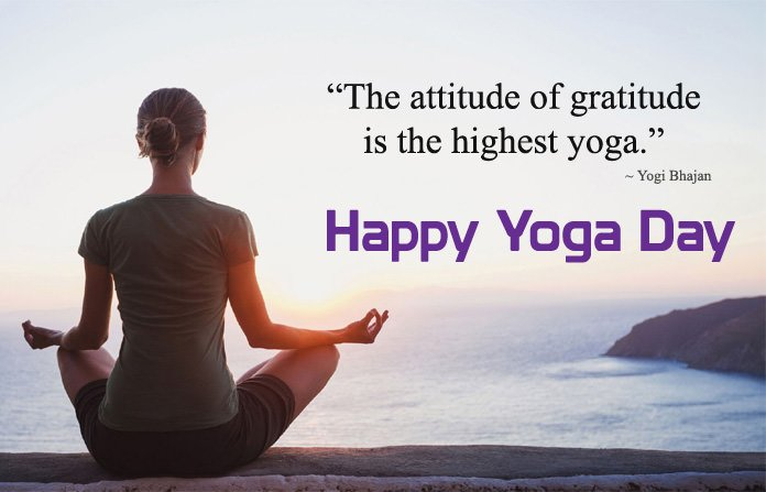 47 Inspirational Yoga Day Quotes Images Happy International Yoga Day