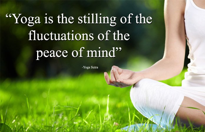 Inspirational Peace of Mind Yoga Quotes