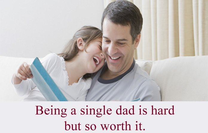 Inspirational Single Dad Quotes And Sayings