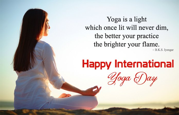 Inspirational Yoga Day Quotes